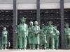 Een interessante groep beelden voor de Banco Central
