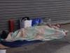 Daklozen, onder dekens