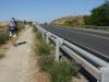 Flirten met de N120 richting Burgos