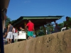 Boca de Sábalos, venters komen aan boord