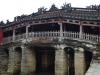 Japanse Brug, gebouwd in de 17e eeuw door de Japanners om handel te drijven met de locale bevolking