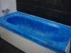 Een blauw ligbad !?
