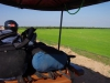 Met de TukTuk rijden we naar Siem Raep