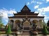 Wat Bo Tempel, helaas gesloten