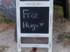 Free hugs in Casa Vella