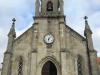 De kerk van Corcubión is zowaar open