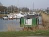 Haven van Heenvliet, kanaal door Voorne