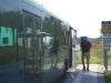 De bus naar Capelse Brug