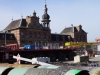 Delft Centraal, de bouwput