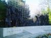 Monument voor de oorlog in Indië