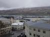 Uitzicht vanaf de Akureyrarkirkja