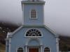 Seydisfjördur, de tot guesthouse omgebouwde kerk