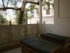 Hotel Dera Rawatsar, Jaipur, ons terras