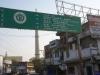 Straatbeeld Varanasi