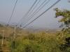 Uitzicht op de Mekong River en Luang Prabang