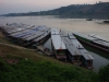 Er liggen flink wat slow-boats aangemeerd