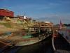 De haven van Naka Sang