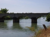 The Old French Bridge over de Mekong River, van Don Det naar Don Khon