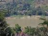 Schitterend uitzicht op de Mekong River
