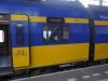 De trein naar Maastricht