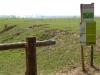 Een natuurgebied van 40 HA, met een plas ontstaan door grintafgraving