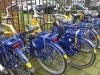 NS fietsen in Den Haag