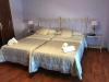 We hebben weer een mooie kamer, met  heerlijke schone lakens