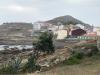 Muxía, een dorpje tegen de rotsen geplakt