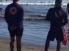 Er zijn zelfs lifeguards
