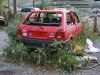 Illegaal parkeerterrein Luik Guillemines