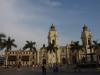 De Catedral en het daarnaast gelegen Palacio Arzobispal