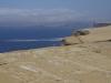 De prachtige kustlijn