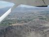 We vliegen terug naar de Nasca