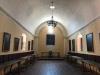 De eetzaal; vanaf 1871 mochten de nonnen niet meer in hun kamer eten