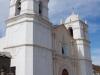 De kerk van Cabanaconde