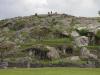 Sacsaywaman, in het Quechua 'Doorvoede Valk'