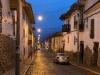 De Choqechaka in Cusco om 5:20 uur, langzaam wordt het licht