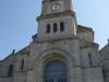 De kerk van Châlus