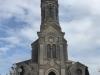De kerk van Captieux