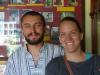 De albergue wordt gerund door Hongaarse vrijwilligers