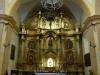 De kerk van Hospital de Órbigo, teleurstellend en nepperig