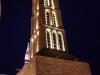 's Avonds is de Kathedraal mooi verlicht