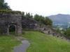 De oude citadel, we komen niemand tegen op onze wandeling