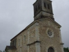 Firbeix, de kerk is gesloten evenals de bakker