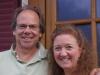 Na de gebruikelijke fotoshoot nemen we afscheid, Heidi & Gregory