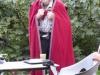 Al dagen loopt hij voor ons, de Sinterklaas Peregrino