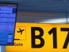 Gate B 17, vlucht VY8355 naar Bilbao