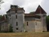 Het verlaten chateau van Trélissac