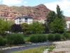 Nájera, met zijn schitterende rotswanden