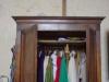 De garderobe van de priester